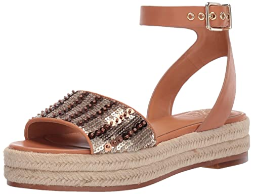d9850e4f325 Image Unavailable. Image not available for. Color  Vince Camuto Women s  Kathalia Espadrille Wedge Sandal ...