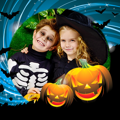 Halloween Photo Frames -