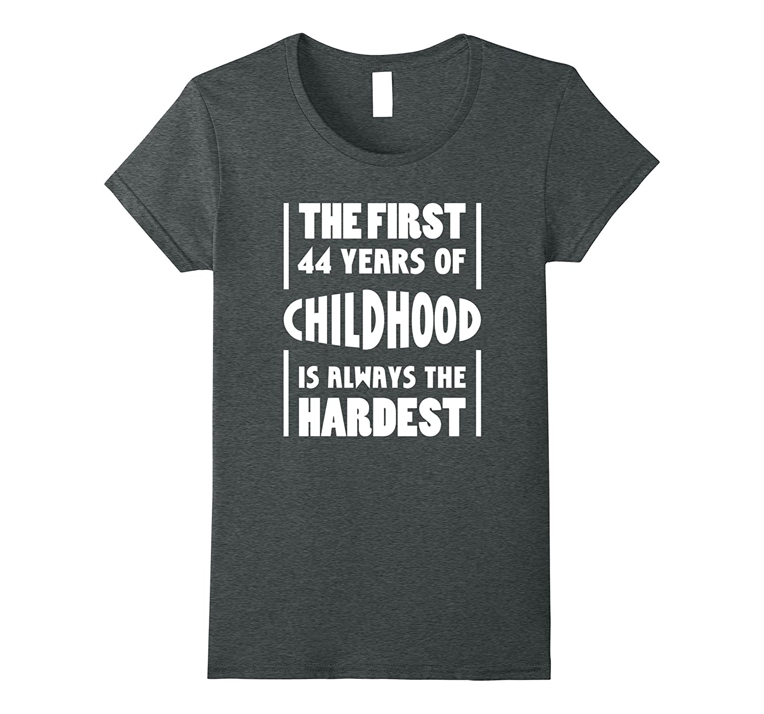 44 Years Old Birthday Gift T-Shirt 44th B-Day T-Shirt Funny