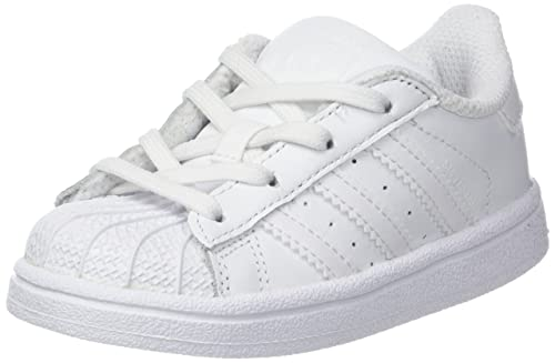 adidas Superstar I, Zapatillas Unisex Bebé: Amazon.es: Zapatos y complementos