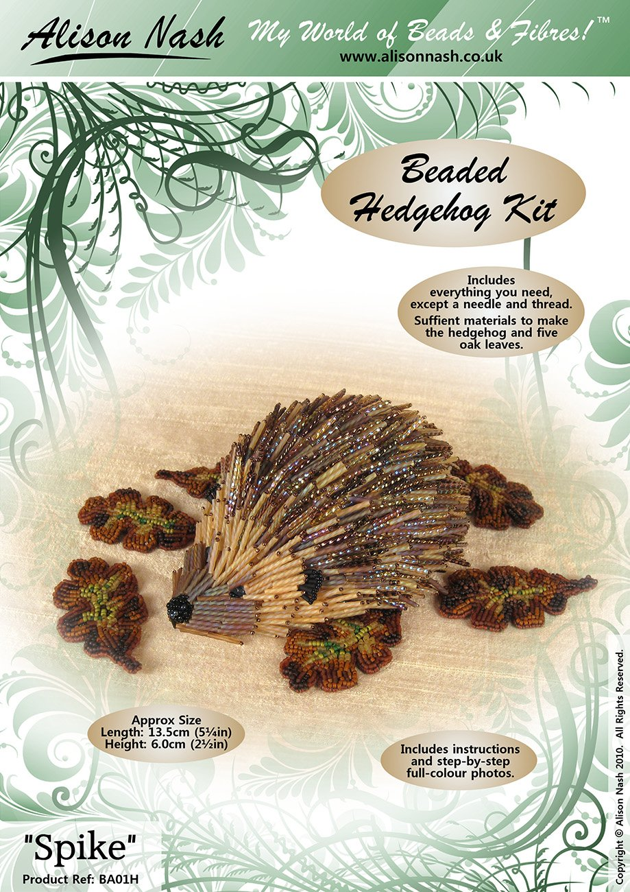 Bead Embroidery Kit –