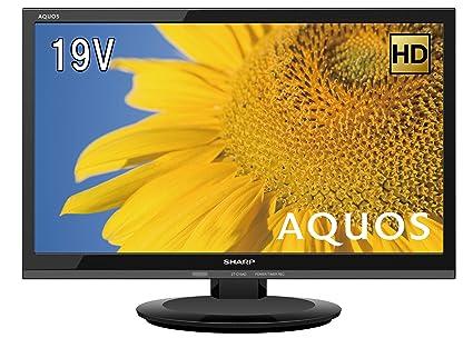 シャープ 19V型 AQUOS 液晶テレビ 2T-C19ADB