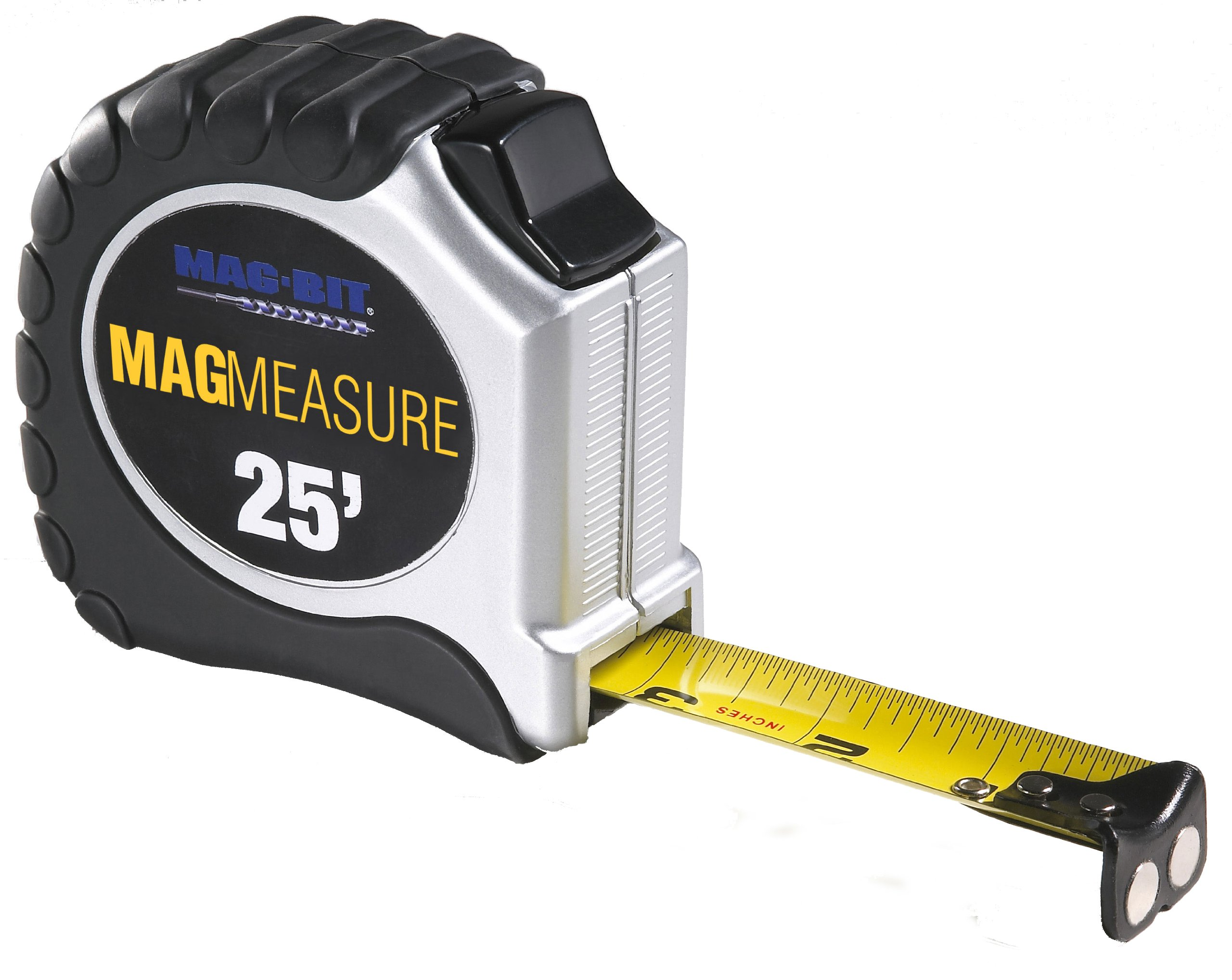 MAGBIT 111.4608N MAG111 Tape Measure, 25-Foot