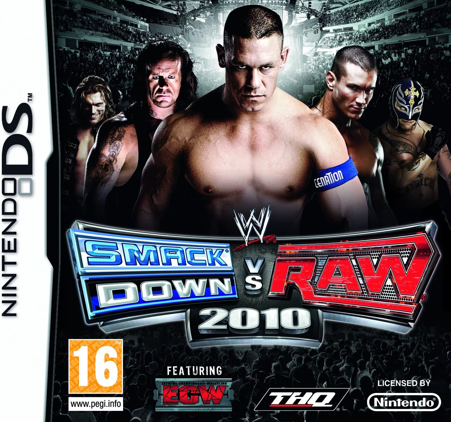 Raw Deal WWE V16.0 Great Technical Knowledge