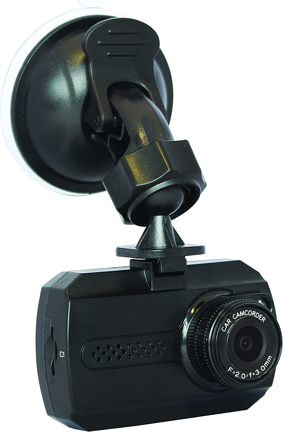 Blackweb Digital Dashcam with 1080P Camera and SD Card