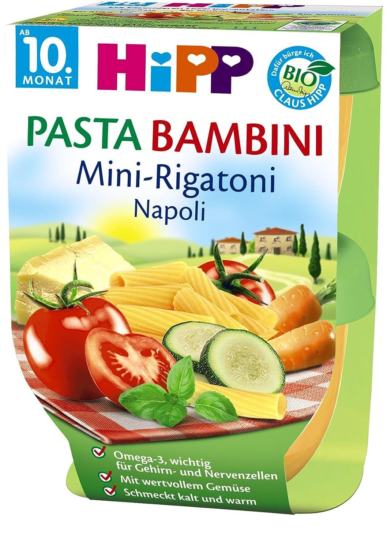 Hipp Mini-Rigatoni Napoli