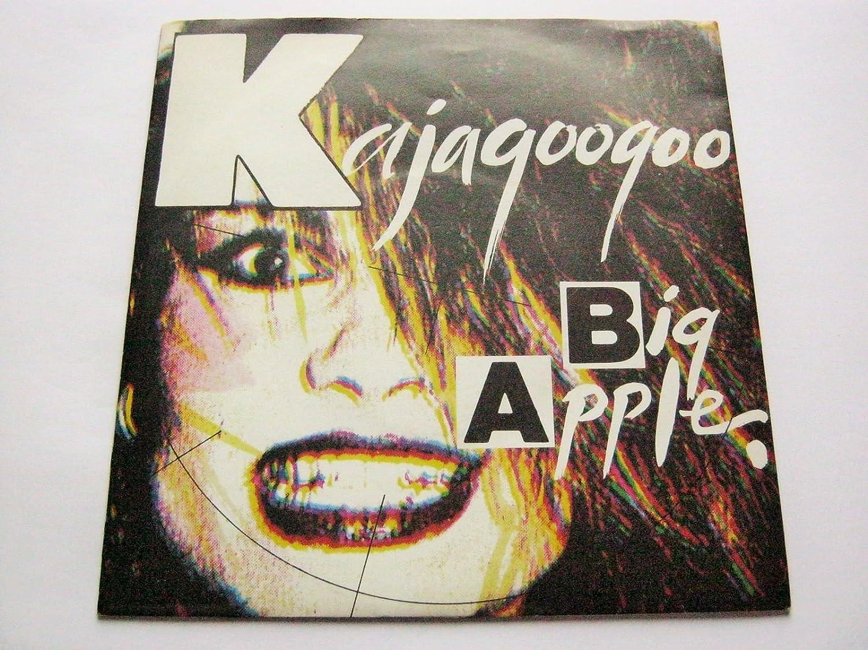 """Kajagoogoo Big Apple 7"""" EMI EMI5423 EX/EX 1983 picture sleeve"""