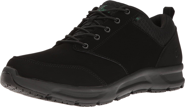 Emeril Lagasse Men's Quarter Slip-Resistant Shoe, Black, 11 D US