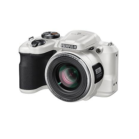 Fujifilm FinePix S8600 - Cámara compacta de 16.2 MP (Pantalla de 3 ...