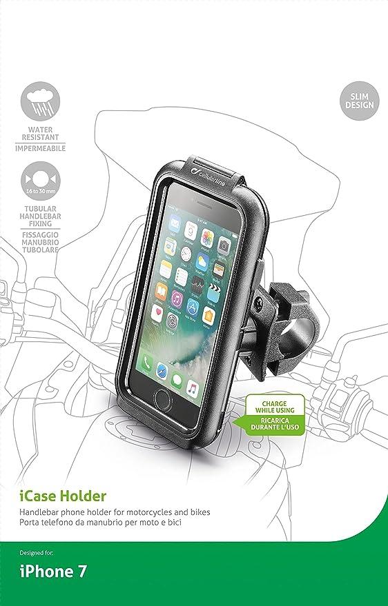 custodia per moto iphone 5 cellularline
