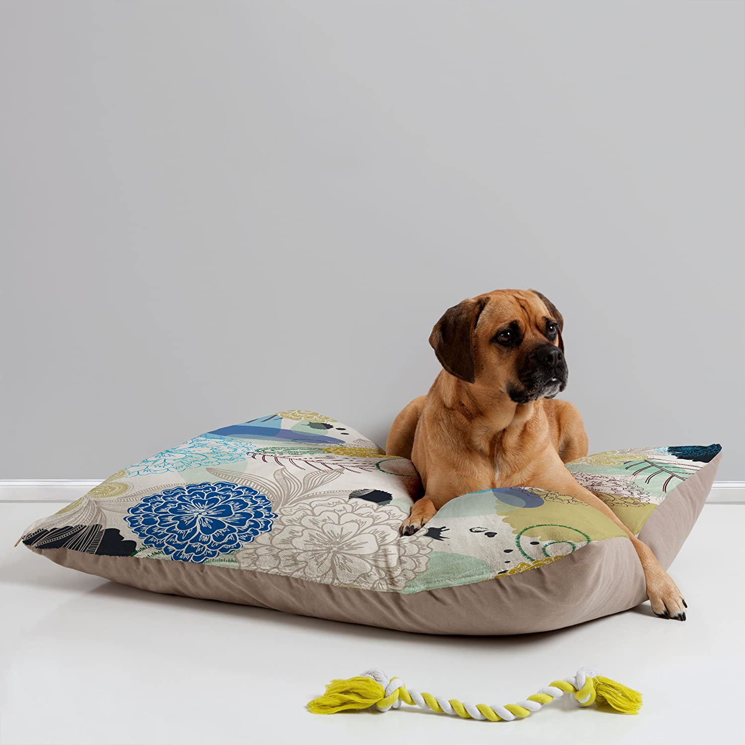 Deny Designs Khristian A Howell Baby Beach Bum 2 Pet Bed