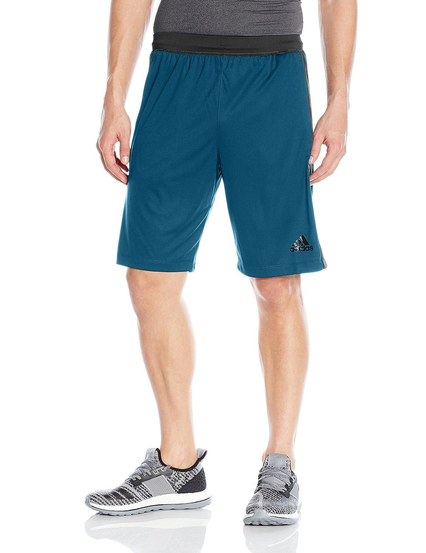 adidas Men's Training Designed 2 Move 3 Stripe Shorts DH9031-P