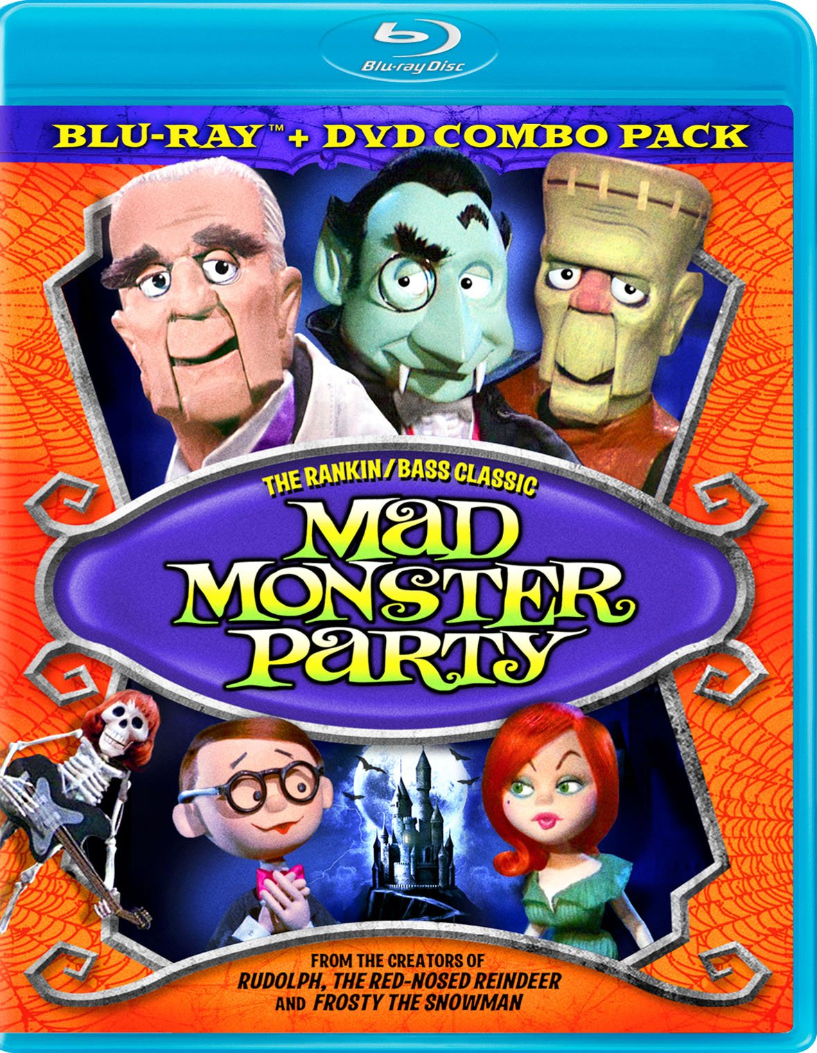 Mad Monster Party [Blu-Ray] 2