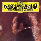 Schubert: Symphonies Nos 3 & 8 Unfinished [Analog]