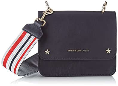 8232875f5808 Tommy Hilfiger Leather Mini Crossover