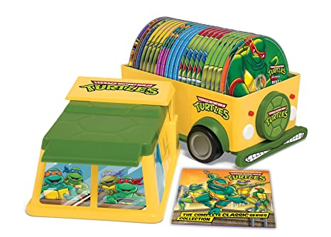 Amazon.com: Teenage Mutant Ninja Turtles: The Complete ...