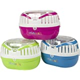 Pet Brands Minimals Small Animal Carrier - Assorted Colours