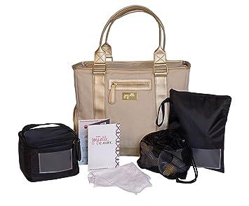 Childress jay elle Breast Pump Bag 6 Piece Set NEW J.L FREE SHIPPING