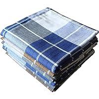 S4S Men's 100% Cotton Premium Collection Handkerchiefs/Hankies for Men
