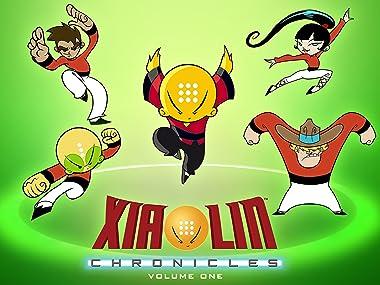Amazon Com Xiaolin Chronicles Season 1 Eric Bauza Michael Donovan Jennifer Hale David Kaye