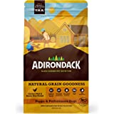 Adirondack Puppy Food For Puppies and Performance Dogs Made in USA [High Protein Dog Food For All Breeds and Sizes], Chicken