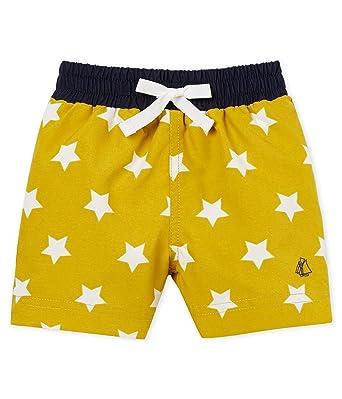 c3549db8ff4b7 Amazon.com: Petit Bateau Baby Boys Swim Bottoms Beach Shorts: Clothing