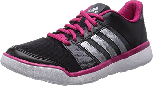adidas Performance Damen Essential Fun Laufschuhe, Black