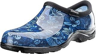product image for Sloggers Women's Waterproof Rain Garden Shoe Comfort Insole, (7, Roses)