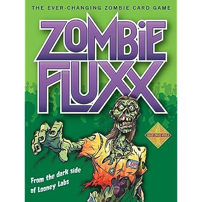 Looney Labs Zombie Fluxx: AndrewLooney: Toys & Games [5Bkhe2004525]
