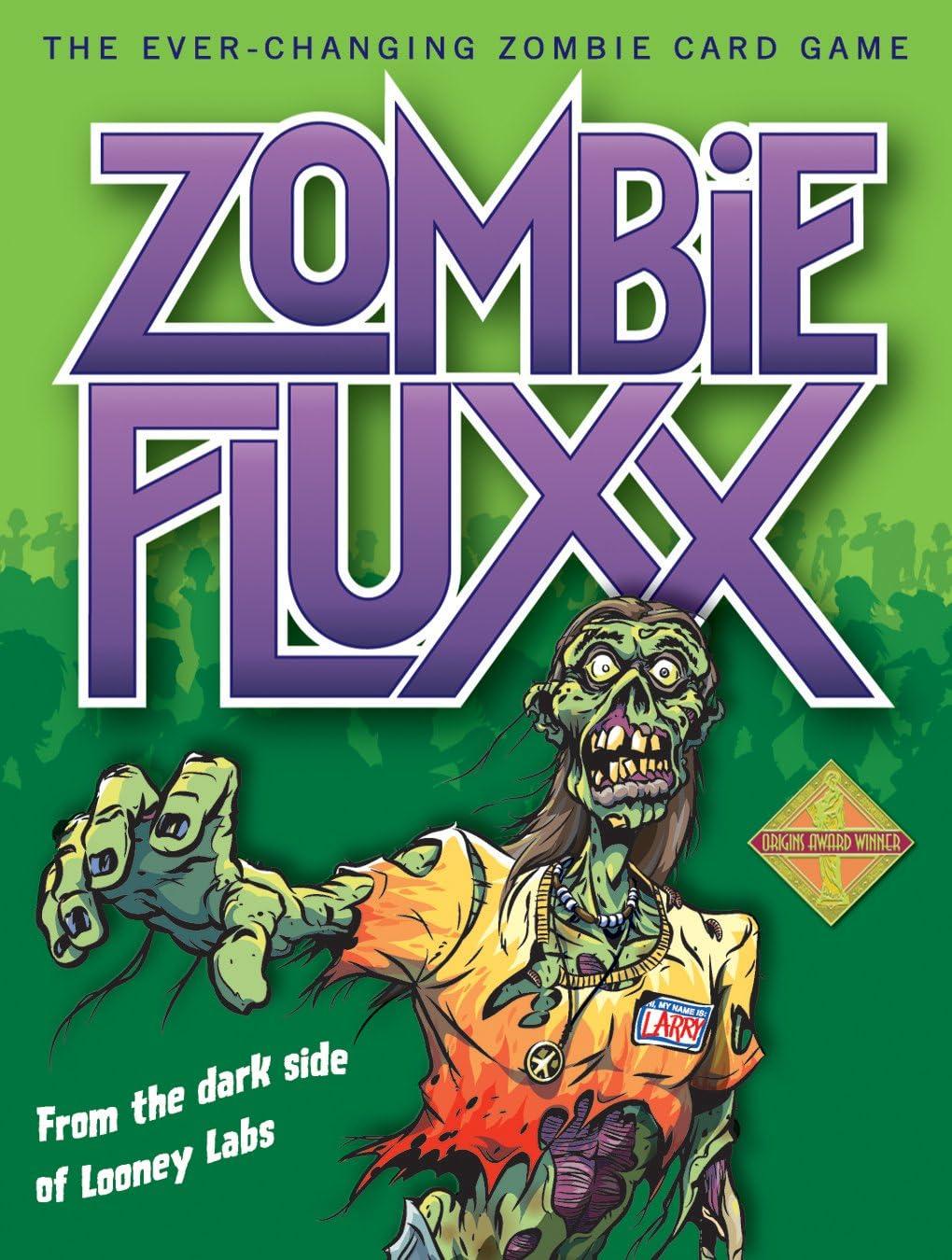 Zombie Fluxx - Juego de Tablero (Looney Labs LOO033) (versión en ...