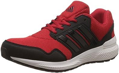 Adidas hombre 's ozweego Bounce estabilidad m Rojo y negro malla Sport