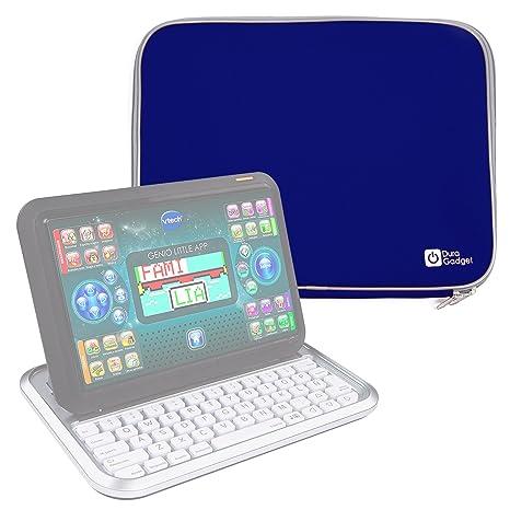 DURAGADGET Funda De Neopreno Azul Compatible con Ordenador portátil y Tablet Educativo VTech: Amazon.es: Electrónica