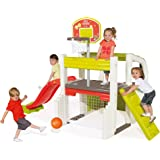 Smoby - 310059 - Toboggan - Fun Center