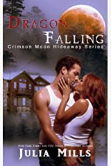 Crimson Moon Hideaway: Dragon Falling (Dragon Intelligence Agency Book 1) Kindle Edition