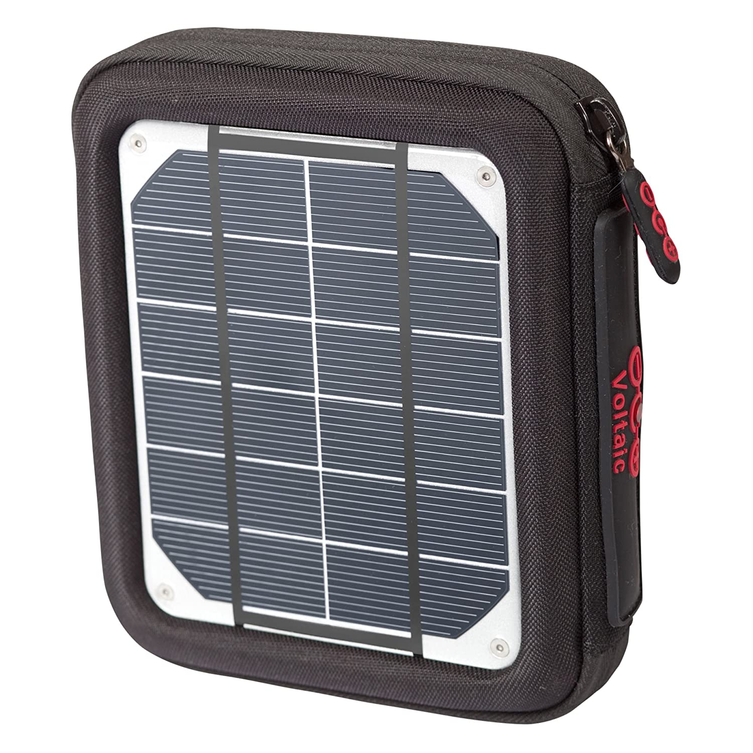 Voltaic Amp solar power phone charger