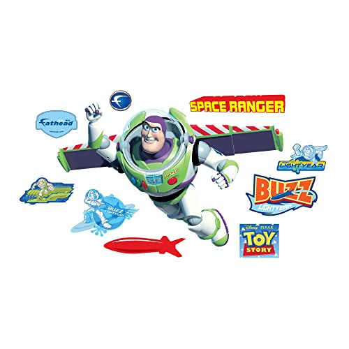 Toy Story Wall Decals Buzz Lightyear