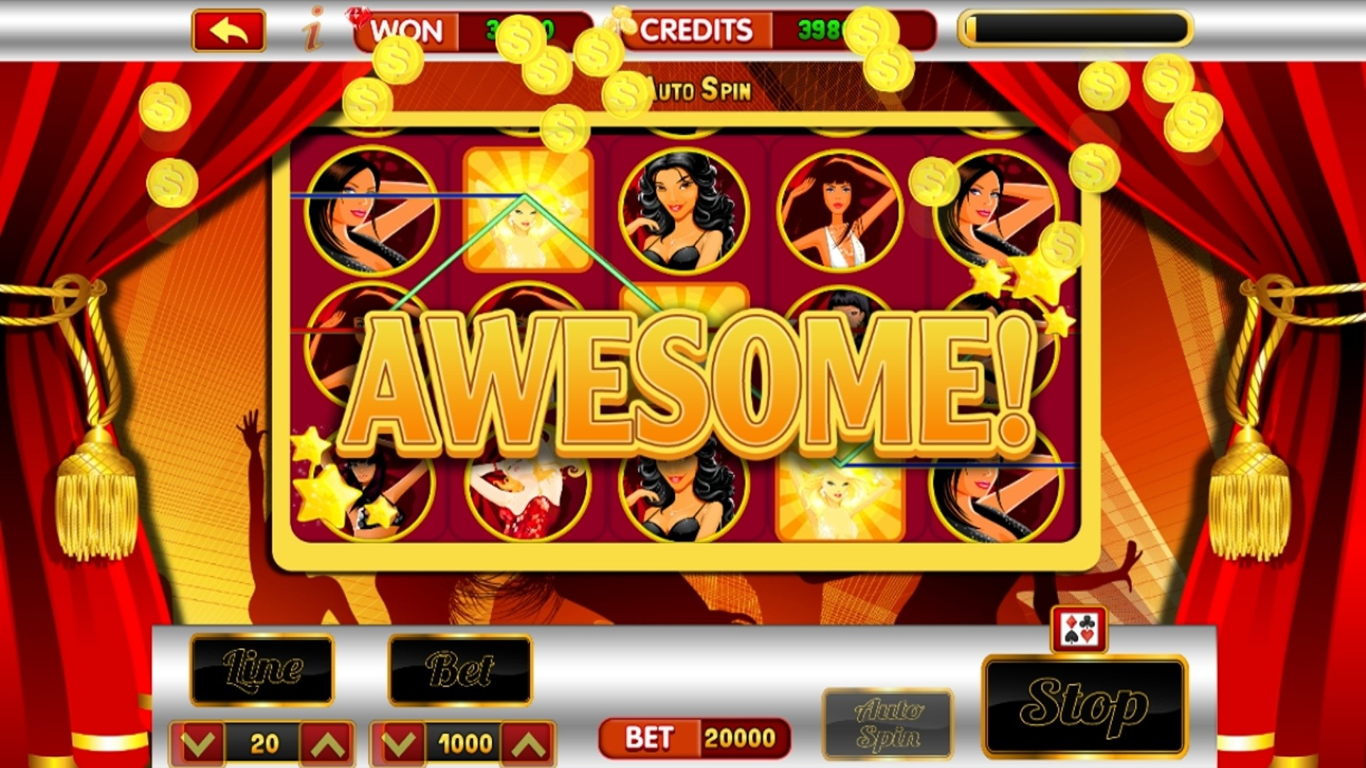 Free las vegas casino slots games online