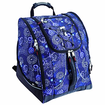 ab693da25e Amazon.com   Athalon 330BAK Everything Boot Bag (Batik)   Snow ...