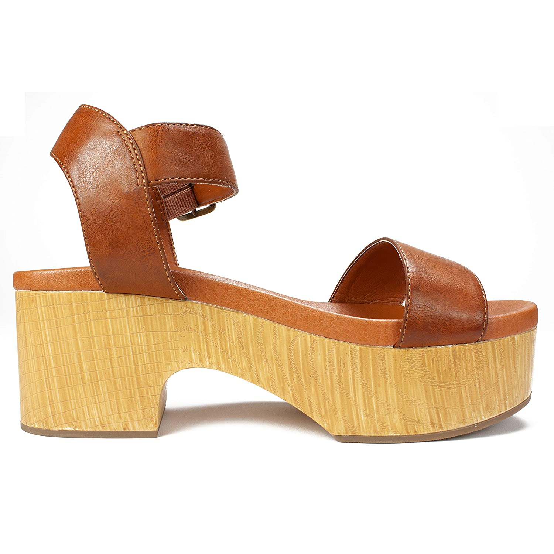 SEVEN DIALS Womens Wayne Heeled Sandal