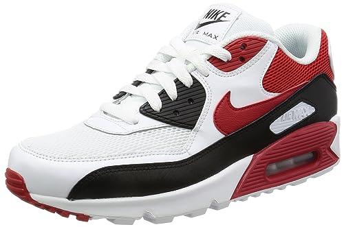 NIKE Air Max 90 ESSENTIAL tg 44 Scarpe Sneaker Uomo per il tempo libero nuovo 537384 075