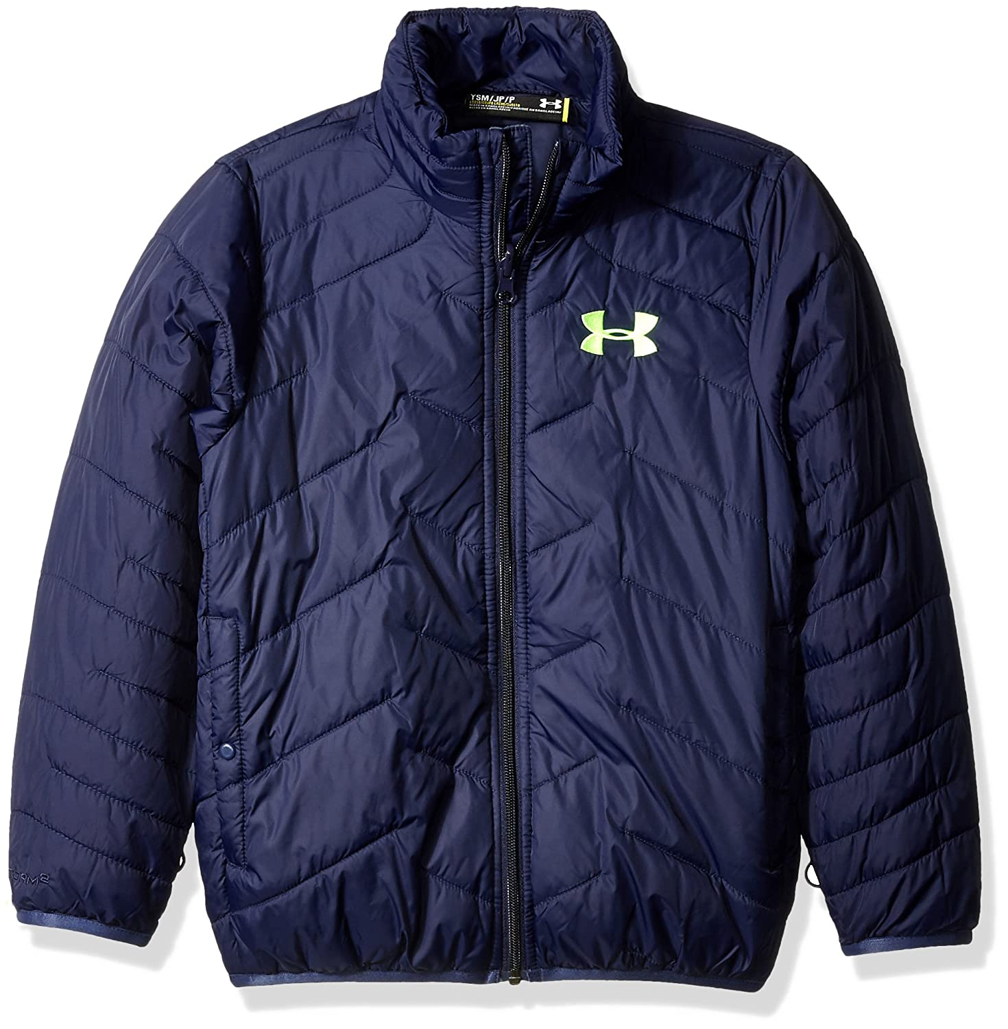 Under Armour Boys ColdGear Reactor Wayside 3-in-1 Jacket Under Armour Outdoors