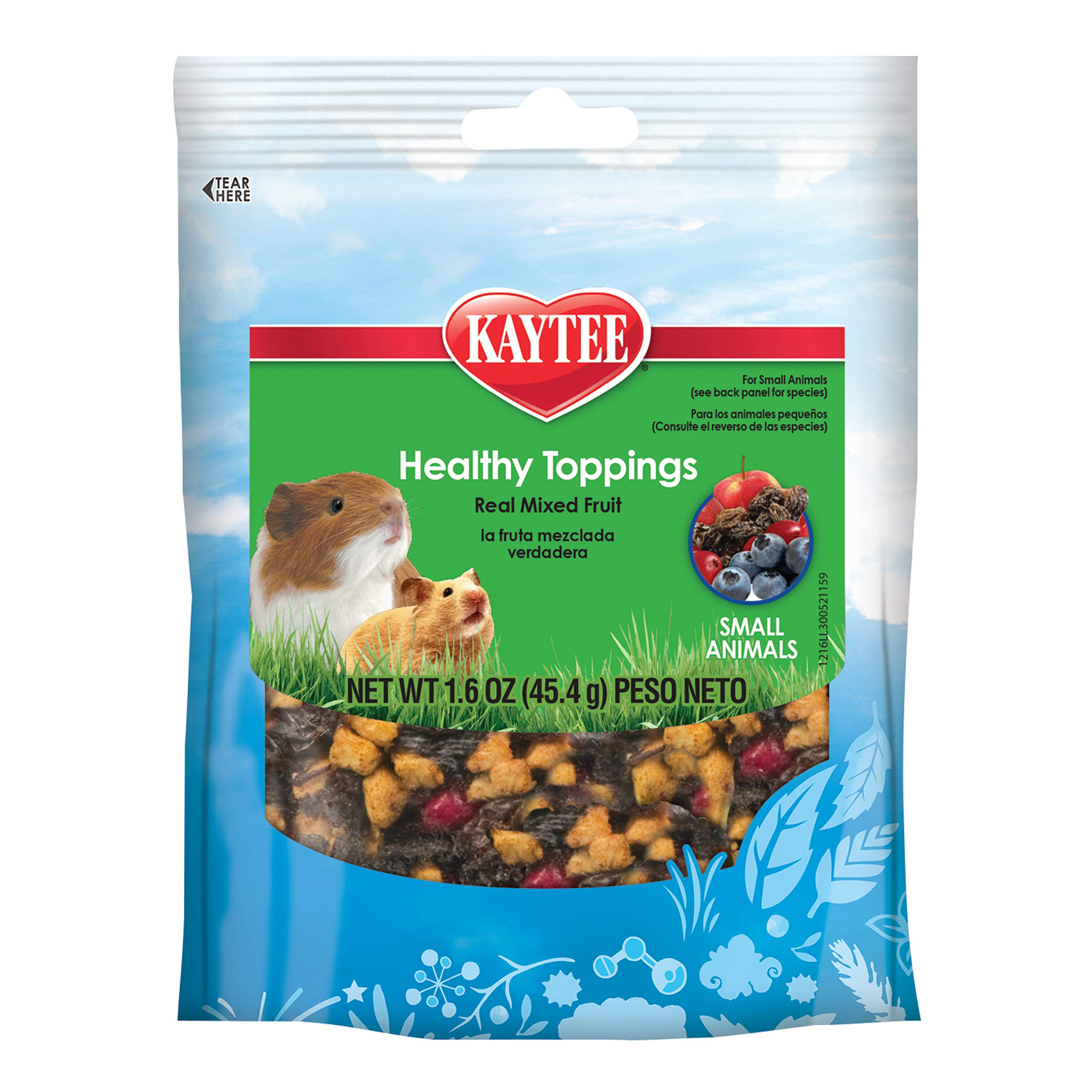 Kaytee Healthy Treat Toppings For Small Animals