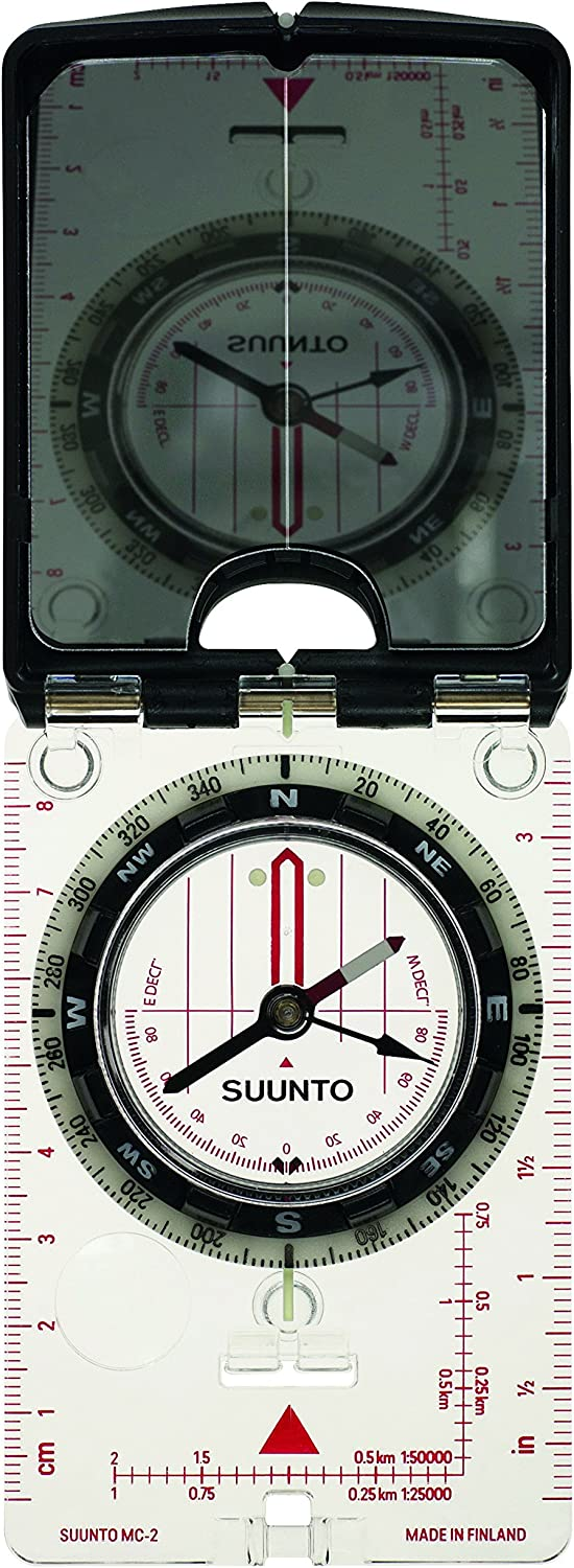 Suunto. 9001684 Mc-2 cm/NH Compass, Black