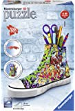 Ravensburger 12535 Graffiti Sneakers 108 Pieces 3D Jigsaw Puzzle