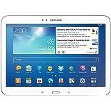Samsung Galaxy Tab 3 25,7 cm (10,1 Zoll) Tablet (Intel Atom Z2560, 1,6GHz, 1GB RAM, 16GB interner Speicher, 3,2 Megapixel Kamera, WiFi, Android 4.2) weiß
