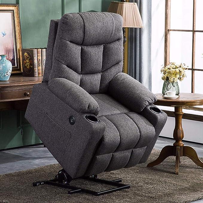 Amazon.com: Fixcom - Silla reclinable para salón con ...