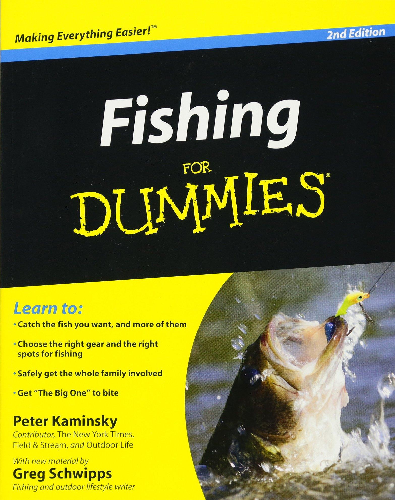 Fishing Dummies Peter Kaminsky product image