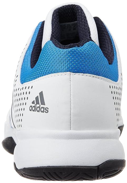 adidas uomini di merrick tn bianco, blu scuro, blu e scarpe da tennis 11