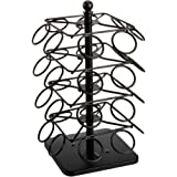 Amazon Basics Coffee Storage Carousel Rack Holder for K-Cup Pods, 32 Pod Capacity