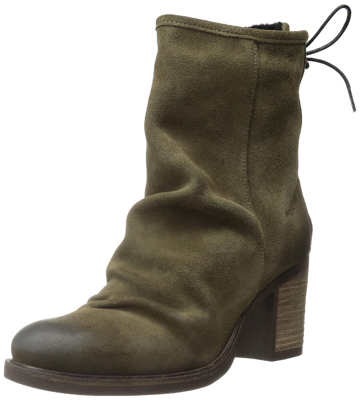 Bos. & Co. Women's Barlow Boot B00VO1YZ7I 36 EU/5-5.5 M US|Moss Oil Suede